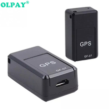 2019 Mini GF07 GPRS Car GPS Tracker Locator Anti-Lost Recording Tracking Device Voice Control Can Record