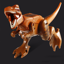 Children's dinosaur toy Transformation Mecha King Kong Robot Simulation Tyrannosaurus Tyrannosaurus 3 Triceratops 5 Stegosaurus