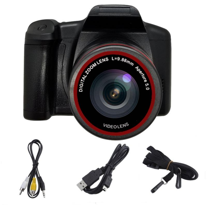 Cameră video profesională HD HD 1080p cameră video digitală - Camera și fotografia - Fotografie 5