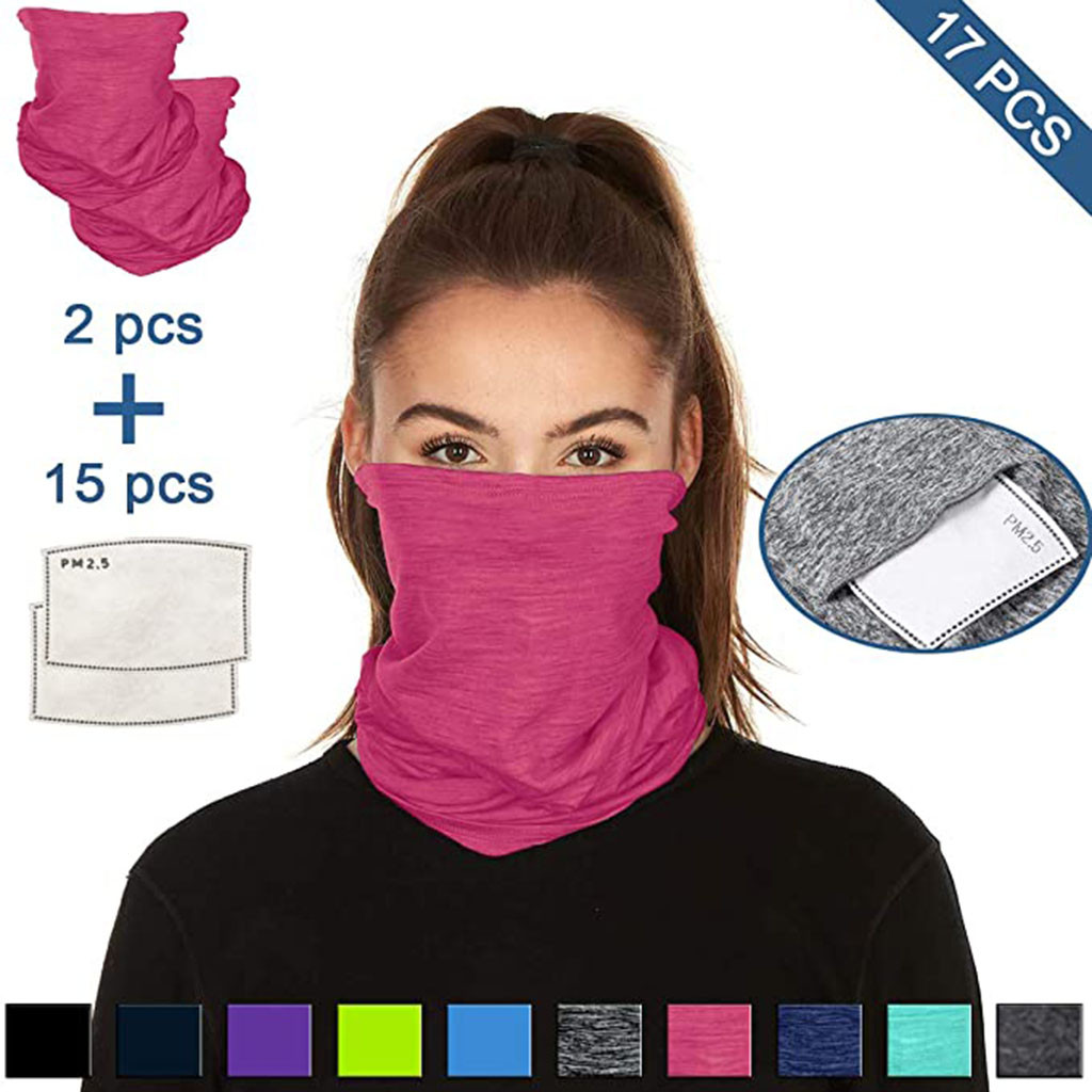 H2b1960a2c8ac45ccab8a2913e088eecfl Multifunctional Head Scarf Maske Facemask Face Mouth Neck Cover With Safety Filter Mascarillas Washable Bandanas Reusable