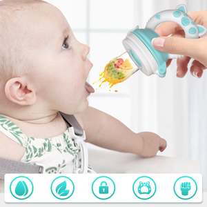 Silicone Fresh Food Nibbler Baby Feeder Kids boy girl Fruit Nipples Feeding Safe Infant Baby Supplies Nipple soother Bottles