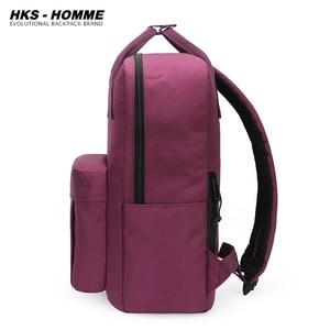 Image 3 - Mochilas impermeables para estudiantes, mochilas escolares para chicas adolescentes, mochila de viaje, bolso de hombro, novedad de 2020