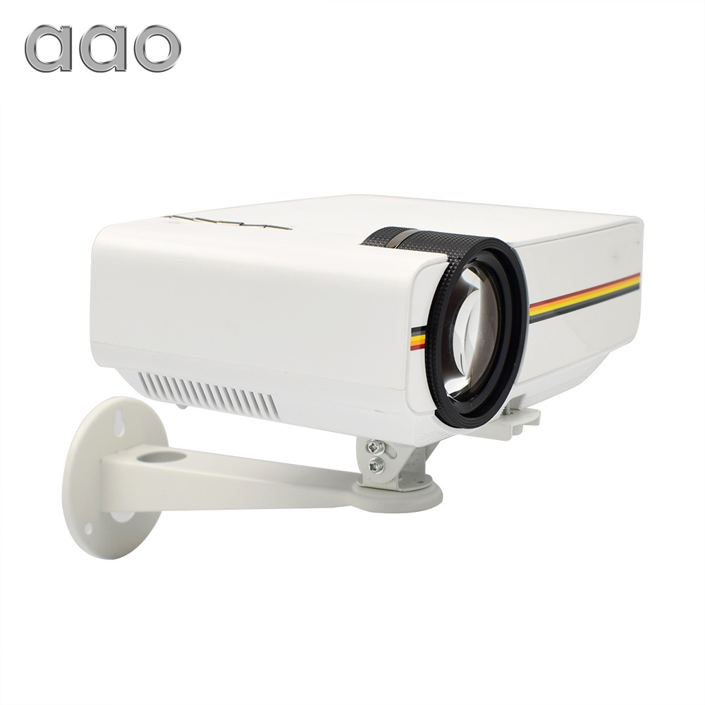 AAO Mini Projector Wall Mount Bracket YG200 YG300 YG400 YG420 C80 Mini Projector Holder Ceiling Wall Mount Bracket Holder Stand