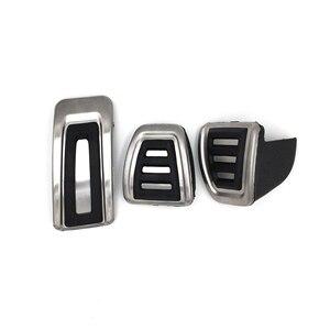 Image 5 - Stainless Steel Pedal For VW GOLF 7 GTi MK7 Lamando POLO A05 Passat B8 Skoda Rapid Octavia 5E 5F A7 2014+ Car Accessories