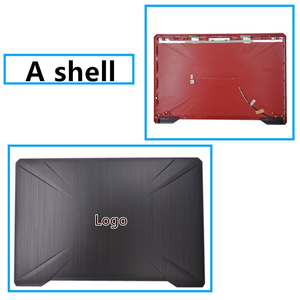Image 2 - Brand New Laptop For ASUS FX80 FX80G FX504 FX504G Top Cover /LCD Bezel/Palmrest/Bottom Base Cover Case
