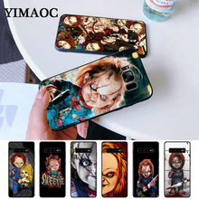 Charles Lee Ray Chucky Doll Silicone Case for Samsung S6 Edge S7 S8 Plus S9 S10 S10e Note 8 9 10 M10 M20 M30