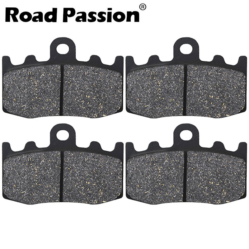 Motorcycle Front Brake Pads for <font><b>BMW</b></font> RG 1200 GS RG1200GS 2004-<font><b>2008</b></font> R 1200 GS <font><b>R1200GS</b></font> R1200 GS R 1200GS Adventure 2007 <font><b>2008</b></font> image