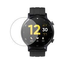 Vidro temperado claro película protetora guarda para realme relógio s esporte smartwatch display lcd protetor de tela capa proteção