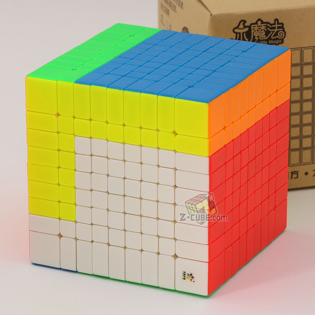 Magic cube puzzle YuXin Little Magic 9x9x9 9x9  professional educational twist wisdom creative toys game cube
