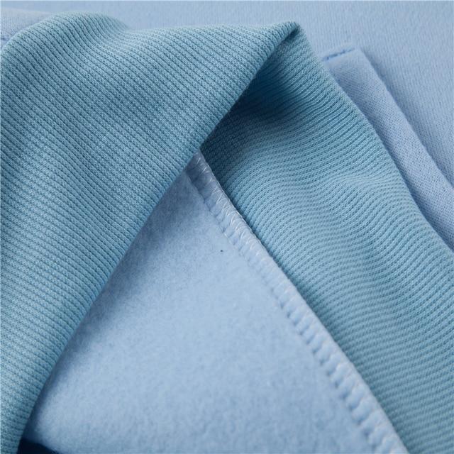 LANSHANQUE Hoodies Women Autumn Greys Anatomy Letter Printing Color Matching Sweatshirt Fashion Cotton Women Tops