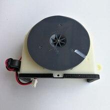 1 pc montagem do ventilador original para ilife v3s pro/v5s pro/v5/v55/v5s/v50/x5 robô aspirador de pó peças substituição