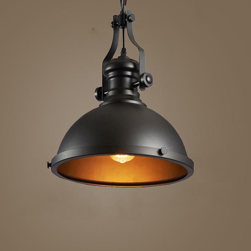retro loft lustre corredor pub restaurante sala de jantar lampada do cafe luz mina armazem varanda