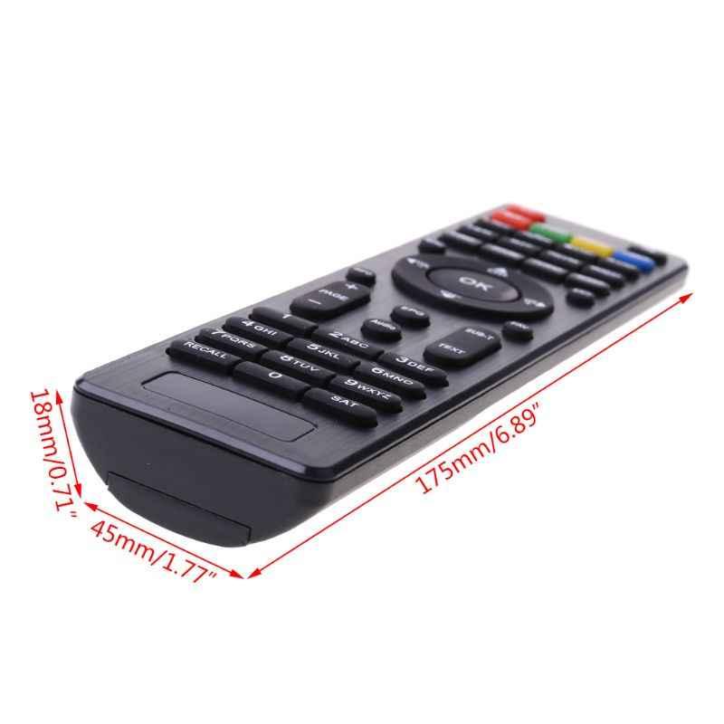 Afstandsbediening Controller Vervanging voor Freesat V7 HD/V7 MAX/V7 Combo TV Box Set Top Box Satelliet receiver Accessoires