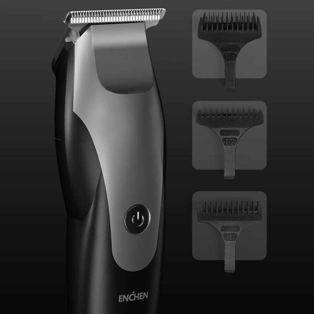 ENCHEN Electric Hair Trimmer Hair Clipper For Men Professional Cordless Clippers USB Recharging Haircut Hair Cutting Machine