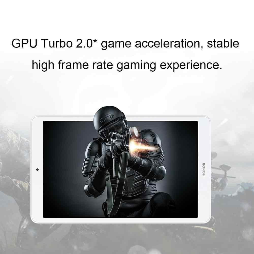 מקורי Huawei הכבוד Tab 5 JDN2-W09HN WiFi 8 אינץ 3GB זיכרון RAM 32GB ROM אנדרואיד 9.0 Hisilicon קירין 710 אוקטה Core Tablet PC