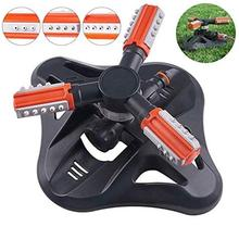 pt sd203 r axis 360 degree manual rotary stage 100mm rotation stage rotating platform rotary stage 360 Degree Automatic Garden Sprinklers Watering Hydraulic Drive Grass Lawn Rotary Nozzle Rotating ABS Water Sprinkler System