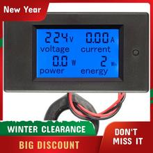 Kwh Meter Digital Power-Energy Homekit Peacefair 100A Single-Phase PZEM-061 220V