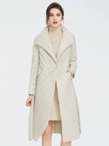 Женская парка Astrid, теплая длинная куртка из хлопка в классическом стиле на весну, новинка 2020, ZM-7091