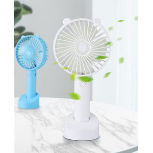 USB Mini Fan Portable Outdoor Tools Rechargeable Air Cooler Sport 3 Gears Cooling ON OFF Switch Handheld Electric Fans Travel