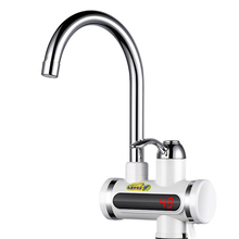 Electric Hot Faucet Water Heater 220V Electric Tankless