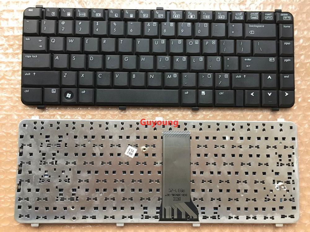 New English Keyboard FOR HP For Compaq 511 515 516 610 615 CQ510 CQ511 CQ610 US Laptop Keyboard