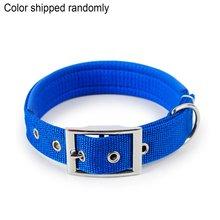 High quality alloy buckle foam collar Large dog Golden Retriever pet
