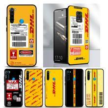 Soft TPU Case for Xiaomi Redmi Note 9 Pro 8T 9S 7 8 Pro 6A 7A 8A 9A 9C 9 Prime Phone Cases DHL Express Cover