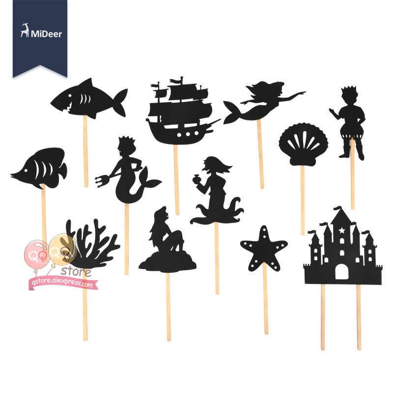 Mideer per Bambini Fata Racconto Racconto Burattini Immaginazione Giocattoli Educativi per I Bambini Interessanti di Proiezione di Arte Giochi Regalo Set