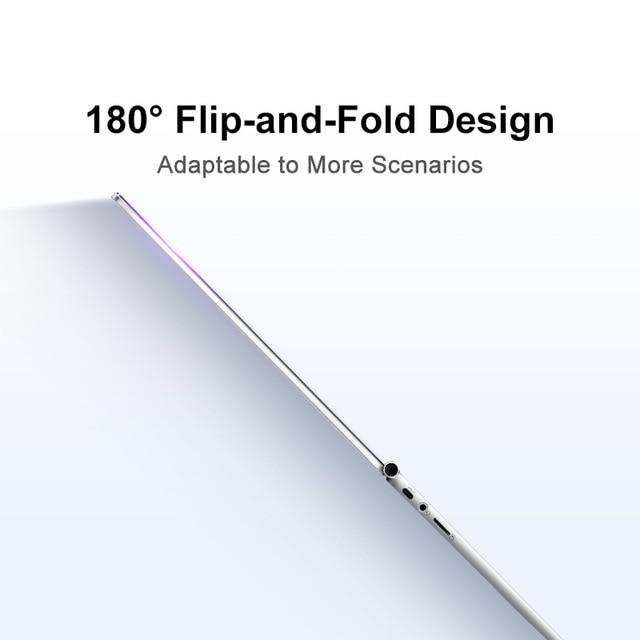 "Laptop MAIBENBEN JinMai 6 S480 [14""FHD, 72% NTSC, intel N4100, Backlit keyboard] 1 year warranty,Portable 5"