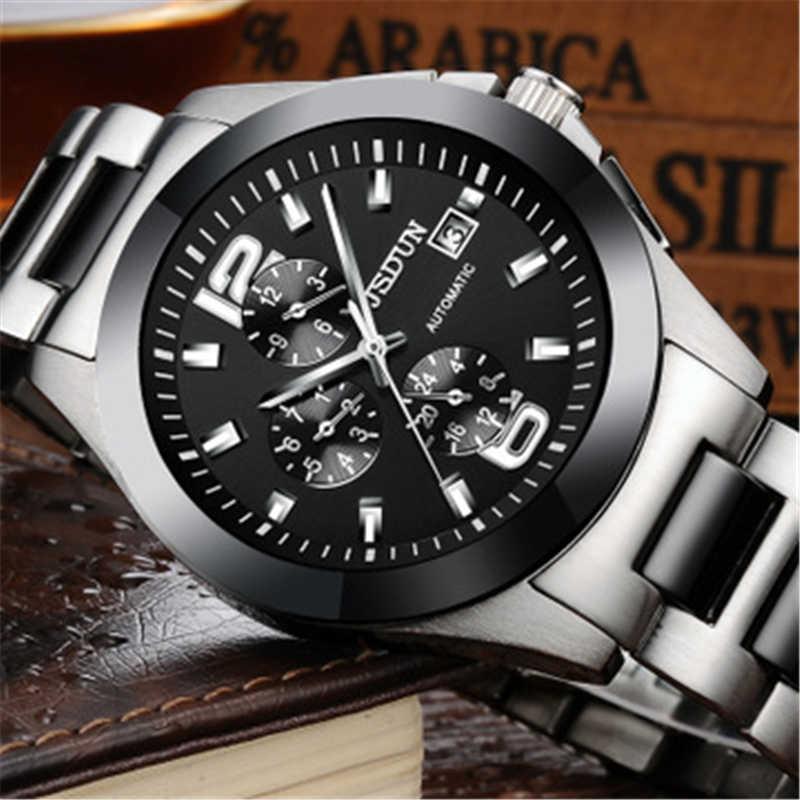 Мужские спортивные часы pagani с сапфировым стеклом, автоматические часы, хит продаж, часы для Мужские механические наручные часы