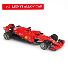 Bburago 1:43 Ferrari 599GTO collection manufacturer authorized simulation alloy car model crafts decoration toy tools