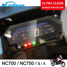 цена на Motorcycle Cluster Scratch Cluster Screen Protection Film Protector for Honda NC750 NC750S NC750X NC700 S/X NC700S NC700X