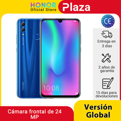 Глобальная версия Honor 10 Lite смартфон Kirin 710 Восьмиядерный 6,21 дюйм24 МП фронтальная камера Android мобильный телефон 2340X1080P y OTE