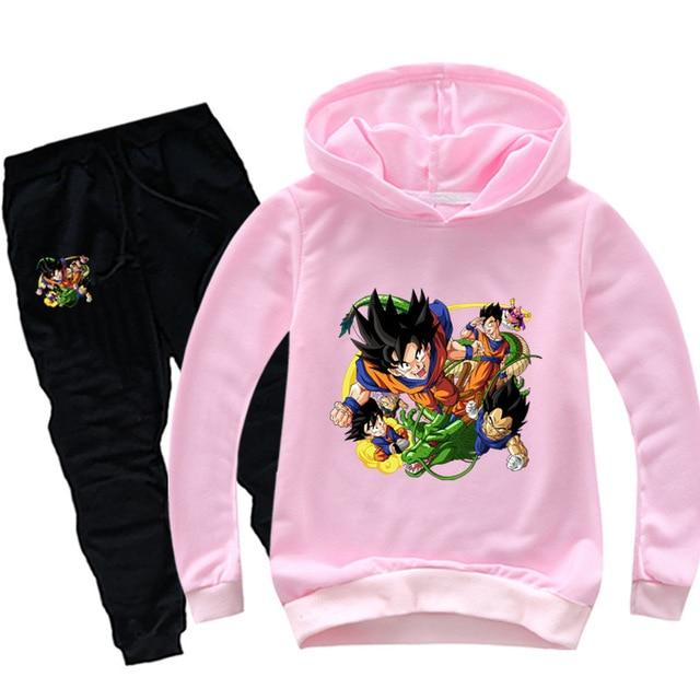 Anime Dragon Ball Sweat Suit 6