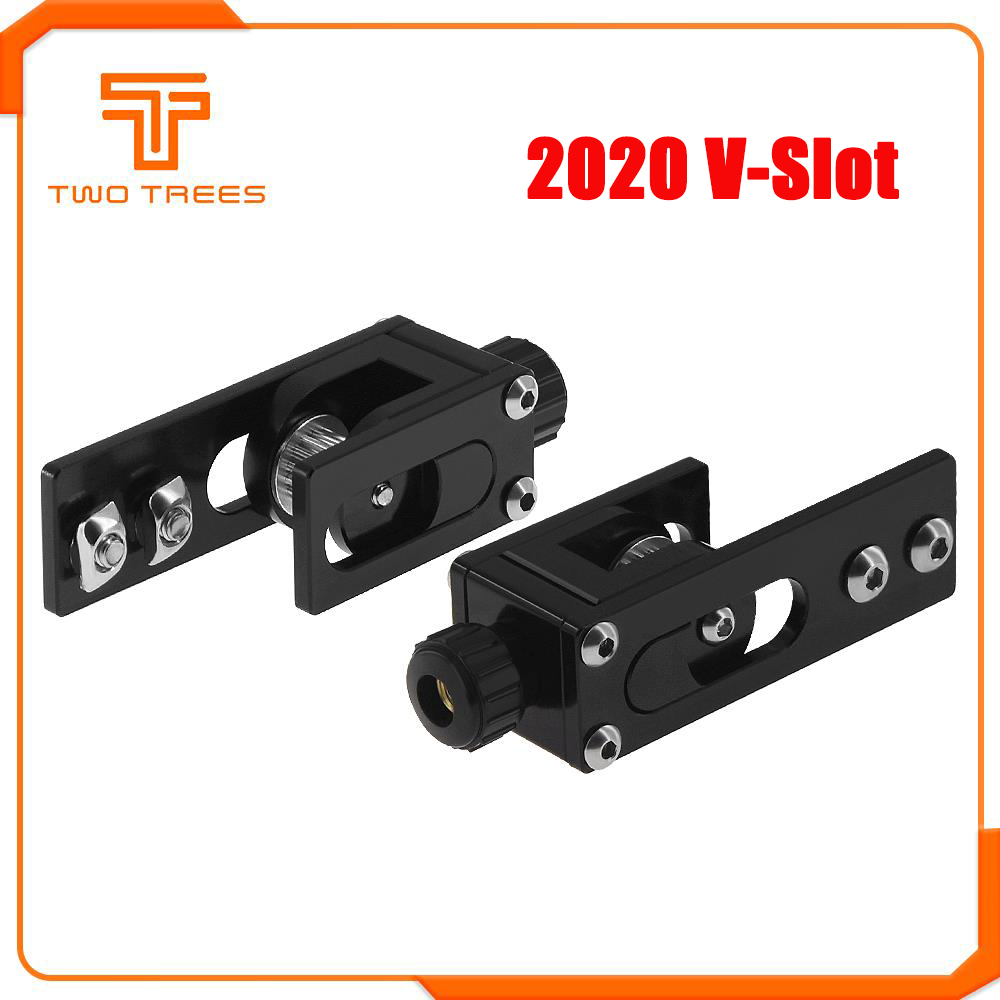Upgrade 2020 V-Slot Profile X-axis Synchronous Belt Stretch Straighten Tensioner For CR10 CR10S Ender-3 3D Printer