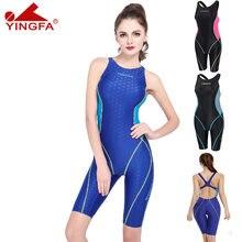 Yingfa высокое качество женский купальник профессиональная тренировка