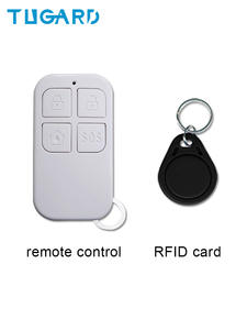 Rfid-Card Alarm Remote-Control Home-Security-Systems Wireless for Wholesale-Price High-Quality