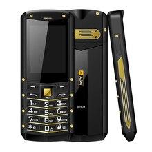 Originele Agm M2 Russische Toetsenbord IP68 Waterdicht Schokbestendig Robuuste Mobiele Telefoon Dual Sim Fm Zaklamp 1970Mah Mobiel