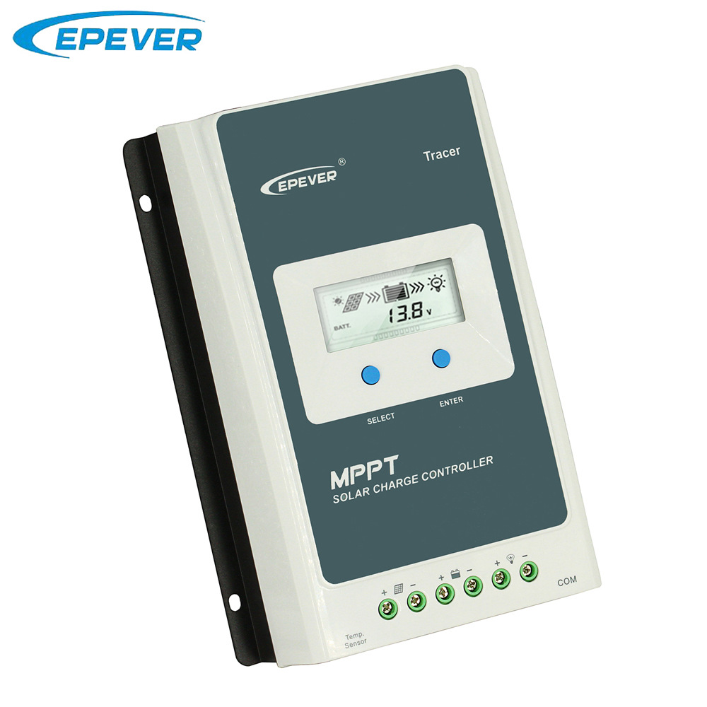 20A MPPT Solar Charger And Discharger Controller Tracer 2210AN 12 V/24 V Solar Controller