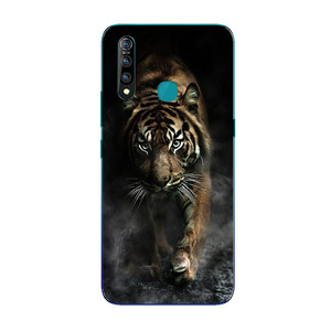 Чехол для TECNO Camon 12 Air, чехол для телефона, мягкий силиконовый чехол-накладка для TECNO Spark 4, Прозрачный Бампер Camon12, Модный чехол