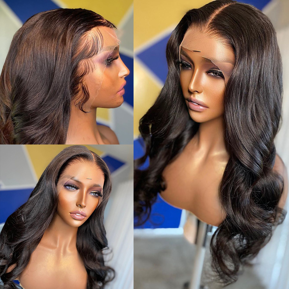 Body Wave 13×4 Front Wigs Brazilian Human Hair | Wigs for Women