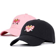 New Fashion Cartoon Embroidered Baseball Cap Trend Brand Hip Hop Hat Man Woman baseball cap High Quality Adjustable Bone gorras(China)