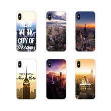 New York City Accessories Phone Shell Covers For Samsung A10 A30 A40 A50 A60 A70 Galaxy S2 Note 2 3 Grand Core Prime(China)