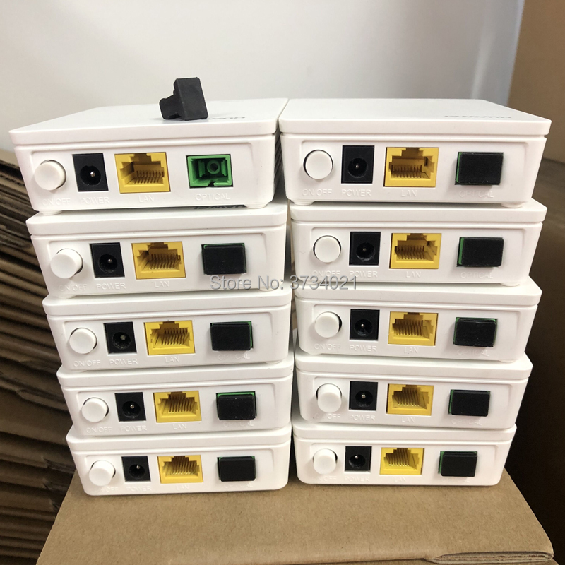 5pcs 10pcs 15pcs Free Shipping Huawei Hg8010h Gpon Sc Apc Onu Ont, 100% New And Original, Without Power Adapter And Box