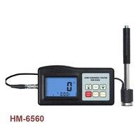 Verificador da dureza de digitas HM 6560 leeb para o metal|Verificadores de dureza| |  -