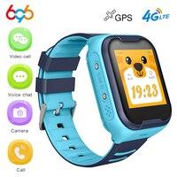696 A36E 4G Child Smart Watch GPS Network Wifi SOS Kids Smartwatch Waterproof Video Call Alarm Clock Camera Watch DF39Z DF25 Y95