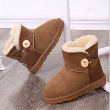 2019 Kids Ankle Boots Warm Baby Toddler Boots Fashion Child Snow Boots Shoes For Boys Girls Winter Shoes colourful real leather все цены