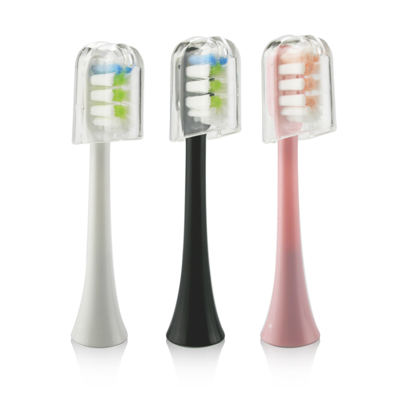 Electric Toothbrush Heads Superior Deep Clean Soft Bristles Replacement Brush Head Compatible With Xiaomi SOOCARE SOOCAS X3