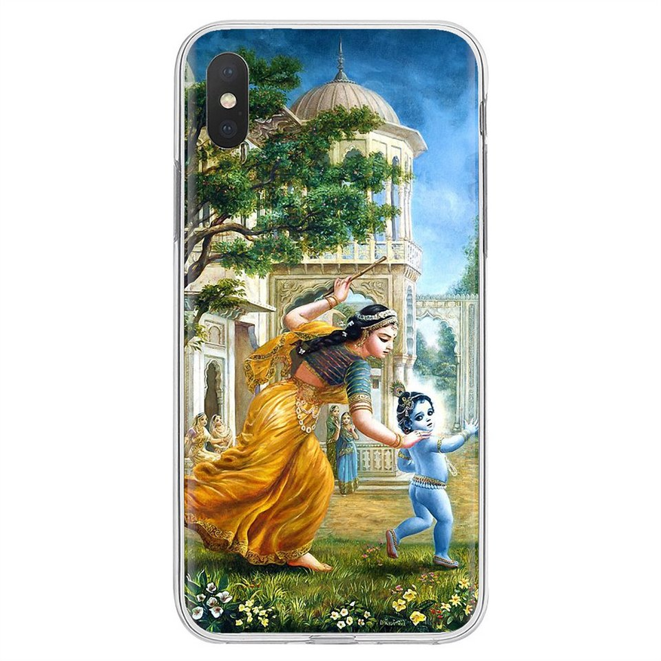 Indian Lord Radha Baby Krishna Animation Silicone Phone Case For Zte Blade A520 A512 A452 A602 A5 2019 V6 V7 V8 V9 V10 Lite Viat Half Wrapped Cases Aliexpress