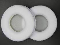 Soft and comfortable PU 70mm sponge replaceable earphone sleeve for DR-ZX102DPV MDR-V150  V250 V300 V200 V400 AudioTechnica